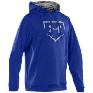 Under Armour Cage To Game Hoodie   Mens   Baseball   Clothing   Royal