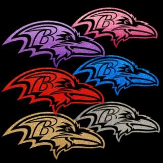 Baltimore Ravens 28 Car Window Sticker Decals NFL AFC