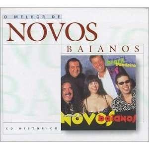 Brasil Pandeiro O Melhor De Novos Baianos Music