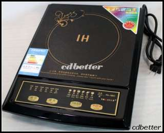 Portable Induction Cooktop Cook Top Cooker Burner 2000W