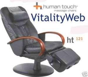 HT 121 Human Touch Robotic Massage Chair Recliner   FR