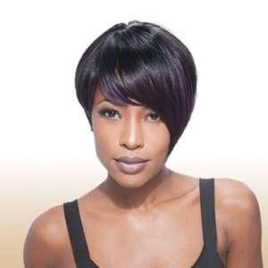Shake N Go Freetress Equal Synthetic Short Wig   Keri Color 1 Beauty