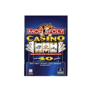 MONOPOLY CASINO (JC w/man) ** Closeout *: Video Games