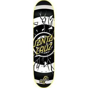 Santa Cruz Roskopp Rob Dot Skateboard Deck   7.7 Powerply
