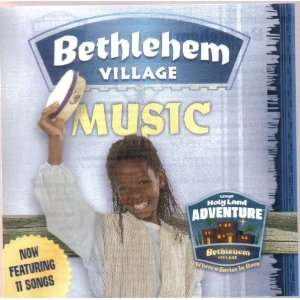 : Bethlehem Village Music Holy Land Adventure Christmas Music: Music